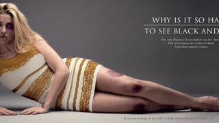 Salvation Army Uses That Goddamn Dress in an Anti-Domestic Violence Ad