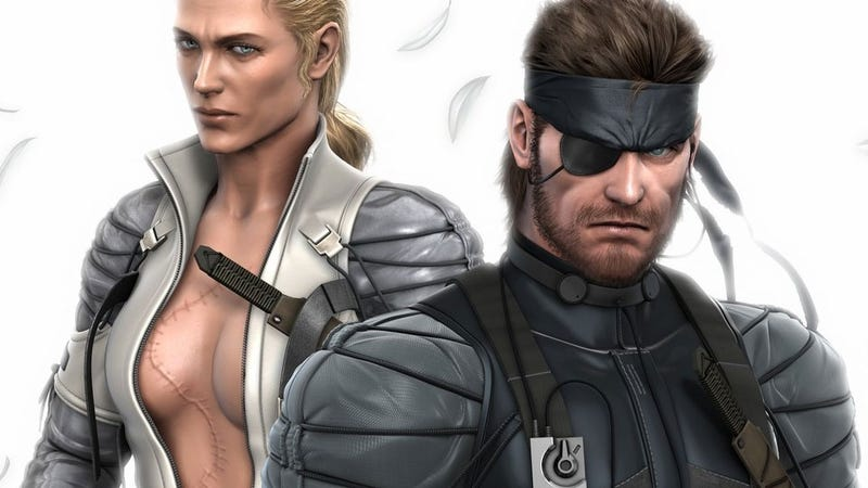 Metal Gear on 3DS Is Shooting for November