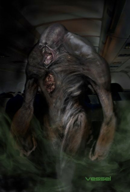 Down With Crappy CG Aliens, Support A Real Monster