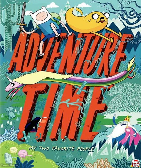 Why you might consider heeding the call to Adventure and buying Adventure Time on DVD