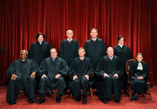 Highlights Of Today's Big Supreme Court Video Game Case