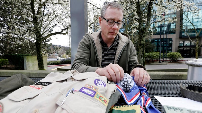 Boy Scouts Shut Down Seattle Chapter with Openly Gay Scoutmaster