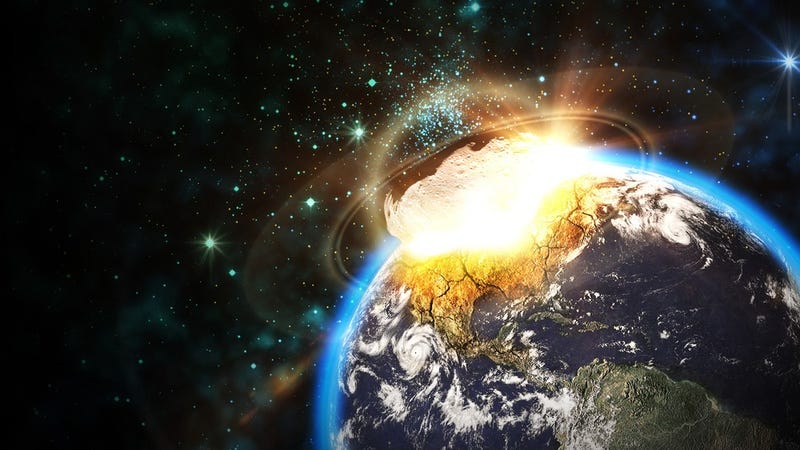 New Ancient Evidence Confirms That Yes, An Asteroid Killed All the Dinosaurs