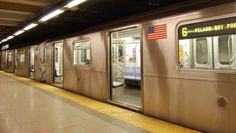Worst Subway Ride Ever: People Get Off Train and Find a Severed Head