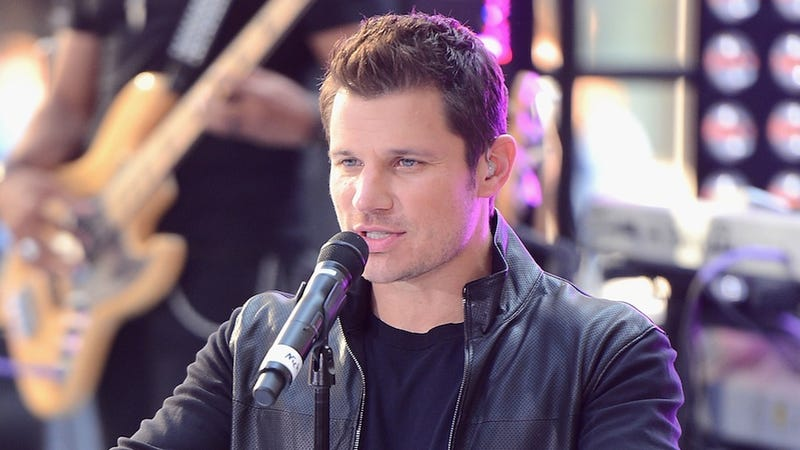 Nick Lachey is the Most Boring Man in America