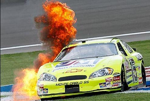 GM Reportedly Slashing NASCAR Budget