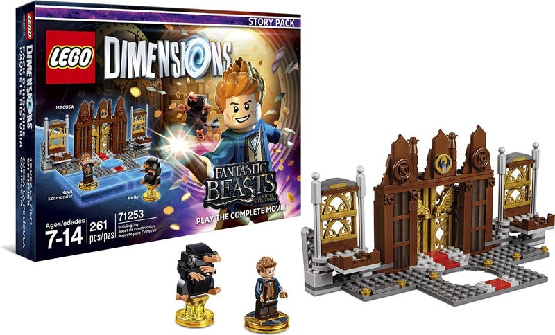 Dumbledore Reminds Us Lego Dimensions Wave 7 Comes Out Next Week