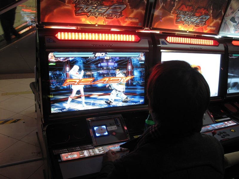 The Wonderful and Seedy World of Chinese Arcades