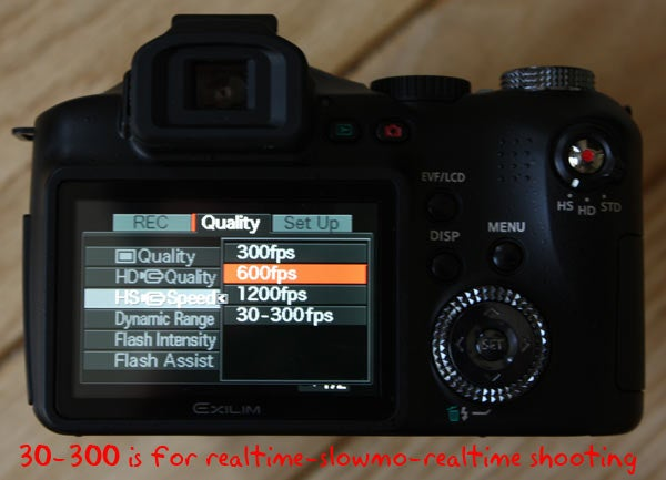 Casio Exilim EX-F1 Slow-Mo Super Cam Full Review (Verdict: Totally Unique, Shockingly Powerful)
