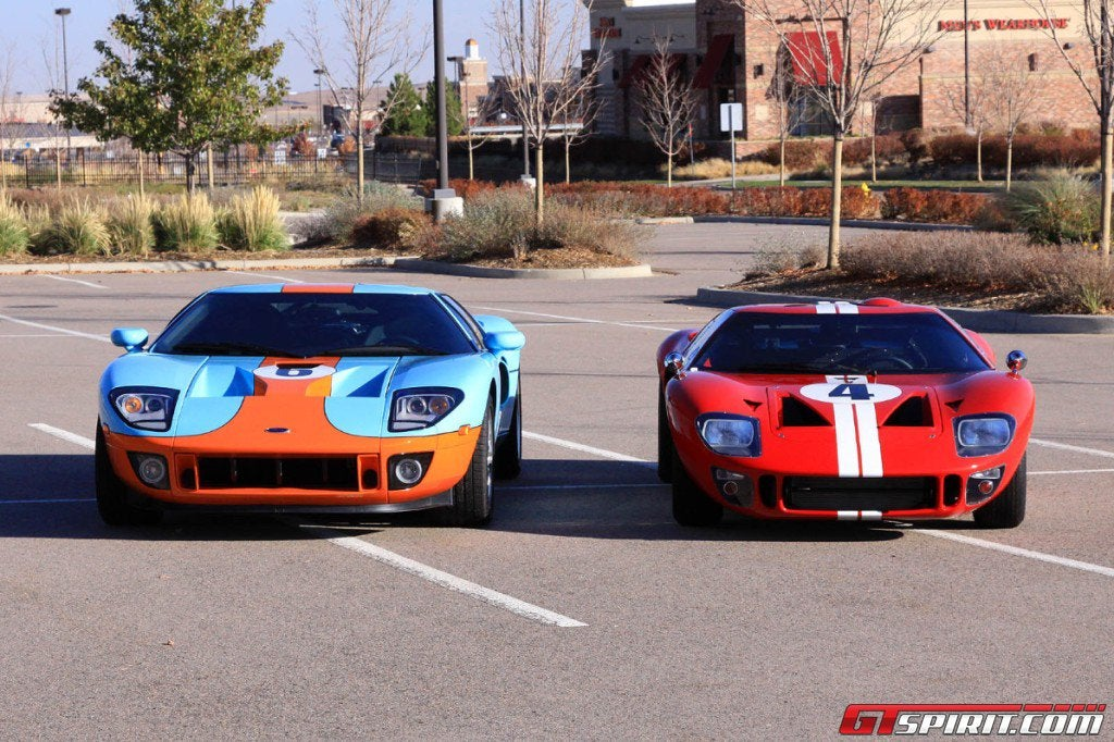 Bloated Compared To The Gt