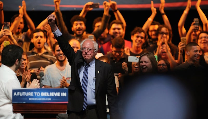 Nevada Democrats Report Personalized Death Threats From Bernie Sanders Supporters