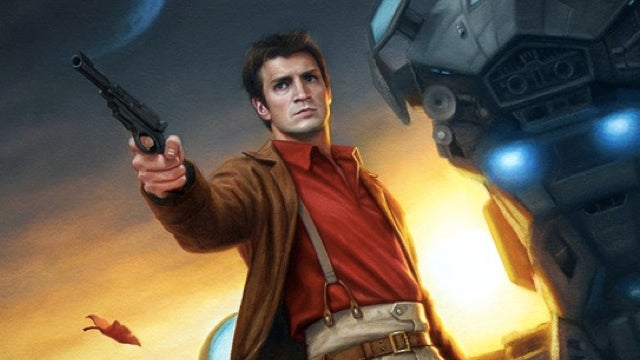 Read a preview of the new Serenity comic for Free Comic Book Day!