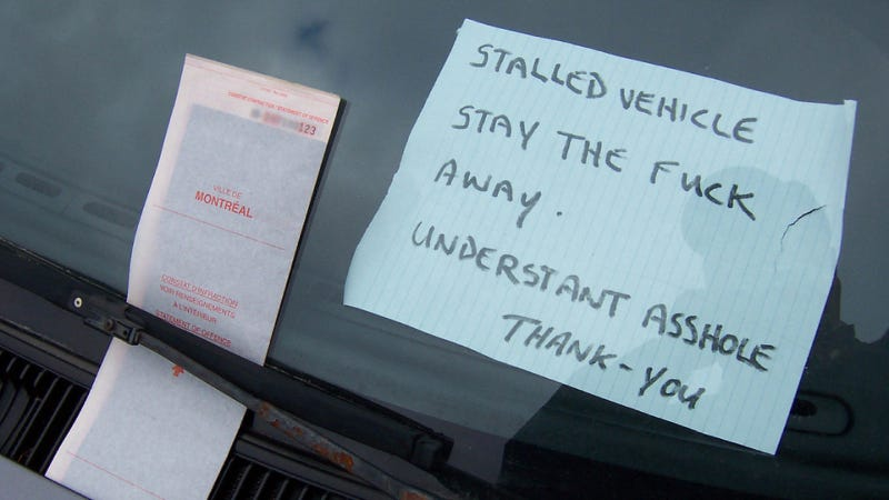Should Cities Have Volunteer Parking Enforcers?