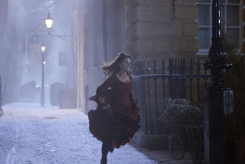 "Doctor Who - ""The Snowmen"" Promo Pics Part 1"