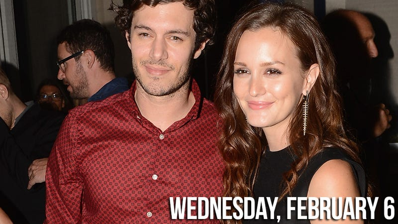 Leighton Meester and Adam Brody in Love: Life Imitates WB Fanfic
