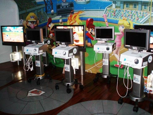 Nintendo Throws A Party To Benefit Starlight Children's Foundation