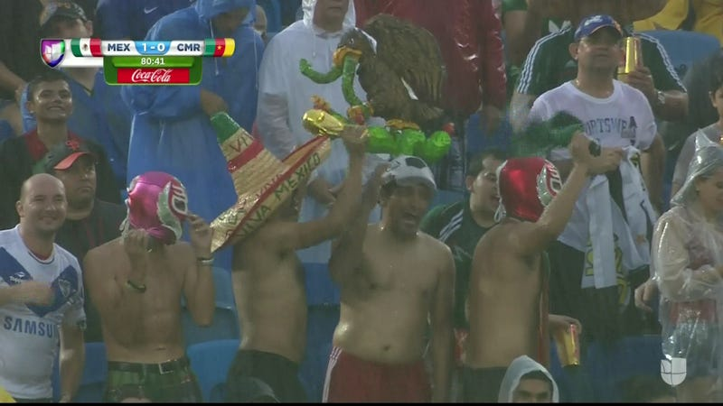 Mexico's Hat Game Is Elite