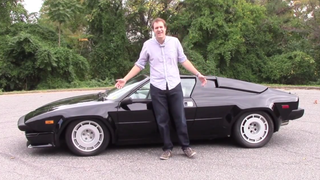I Spent The Day With a Lamborghini Jalpa, And Here's What Happened