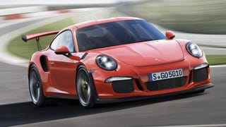 2016 Porsche 911 GT3 RS: This Is It