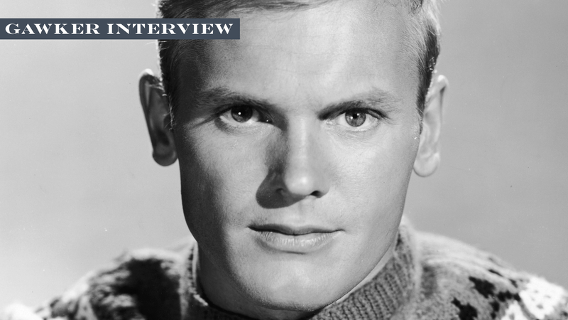 """Coming Out, What Does That Mean?"": A '50s Teen Idol On His Life, Sexuality, and Right to Privacy :    Tab Hunter, actor, singer & heartthrob"