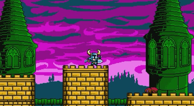 Shovel Knight: The Kotaku Review