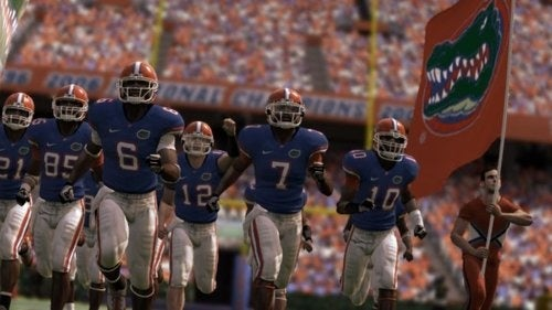 Pre-Game Pageantry Returns to NCAA 11