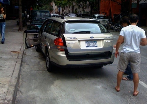 You're Doing It Wrong: ZipCar Edition