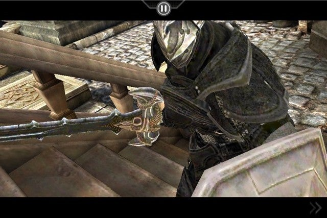 Infinity Blade Getting New Blades This Month, Multiplayer Next