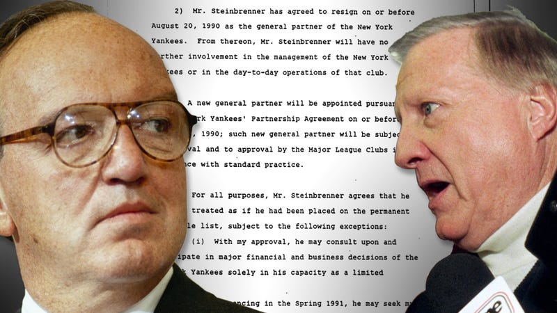 FBI Docs: How George Steinbrenner Helped Kill Off Baseball's Last Real Commissioner