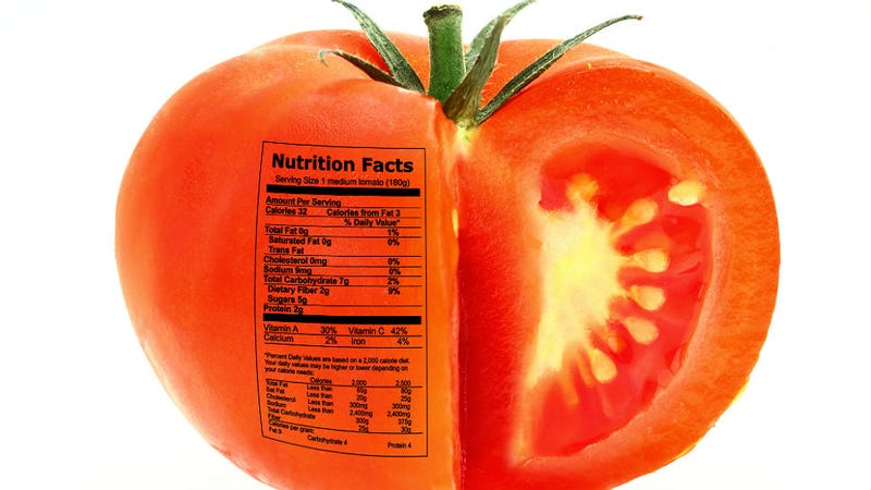Neurotics, Rejoice: FDA to Make Nutrition Labels Bigger and Better