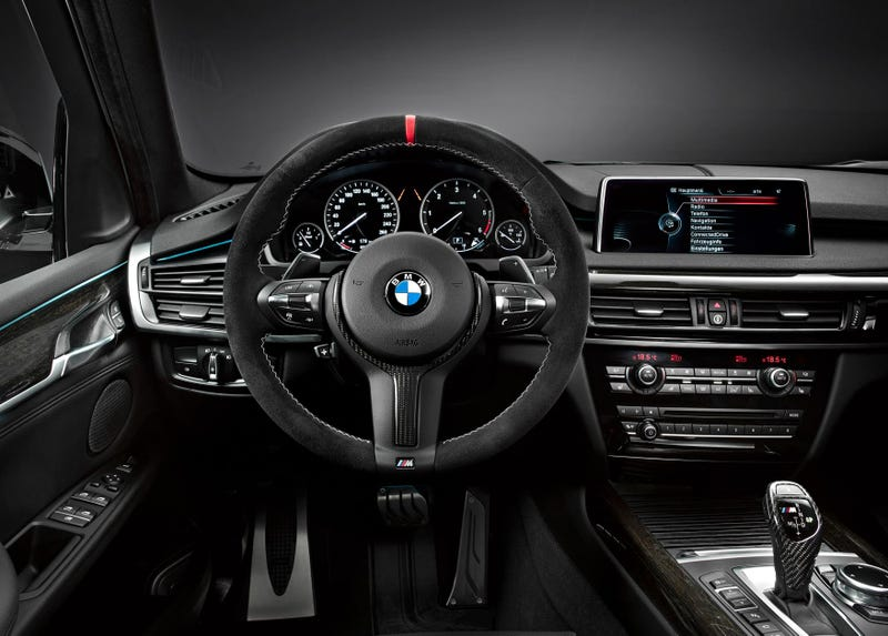 2014 BMW X5 Gets 'M Performance' Holdover Until X5M Drops