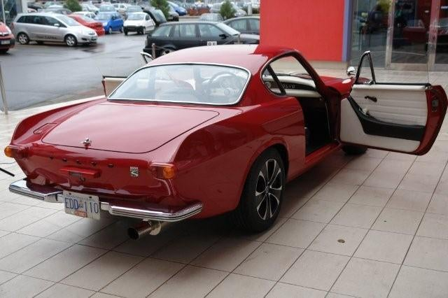 Nice Price Or Crack Pipe: The $69,900 Volvo P1800S?