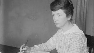 "​Learn ""What Every Girl Should Know"" From Margaret Sanger"
