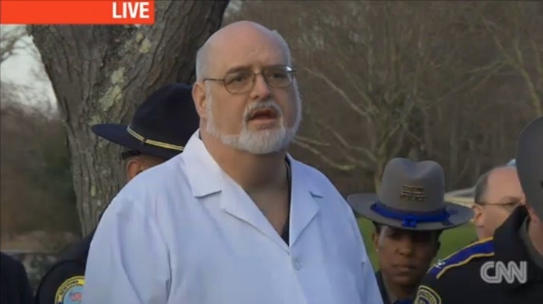 """Chief Medical Examiner Releases Victims' Names: """"I Believe Everybody was Hit More than Once"""""""