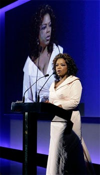 As Always, Oprah Winfrey Is Ruining It For The Rest Of Us