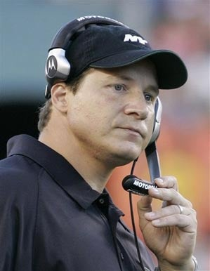 Didn't You Used To Be Eric Mangini?