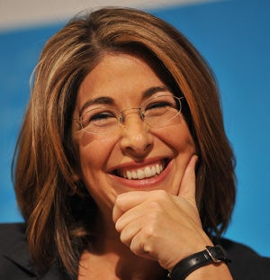 Naomi Klein Prefers Complaining To Changing
