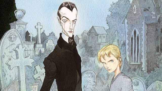 Disney and Henry Selick will bring Neil Gaiman's The Graveyard Book to the big screen