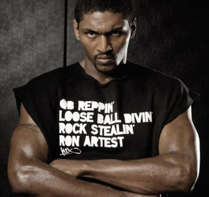 Ron Artest Speaks the Awful, Unvarnished Truth