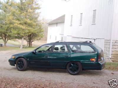 Ford Taurus SHO Wagon Pops Up On eBay
