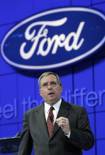 Lewis Booth To Take Financial Reins At Ford Beginning November 1st