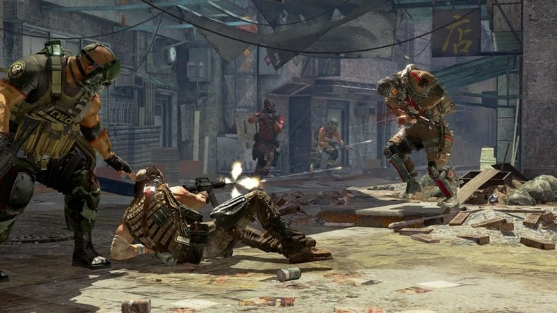 Army of Two: The 40th Day's Smartest Feature Guarantees Arguments