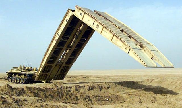No Road? No Problem! 12 Portable Bridges