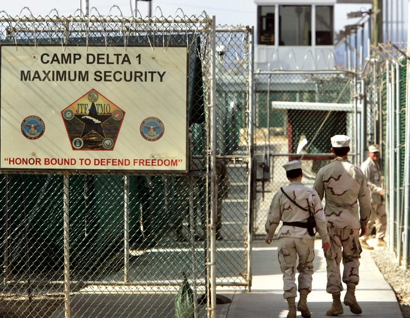 Democratic Congress Helps Keep Guantanamo Bay Open