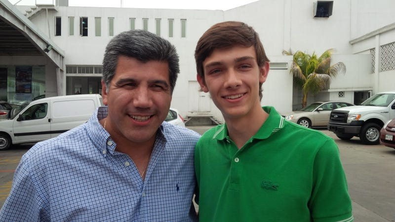 Today I met Mexico's most Famous Automotive Journalist. It was Epic