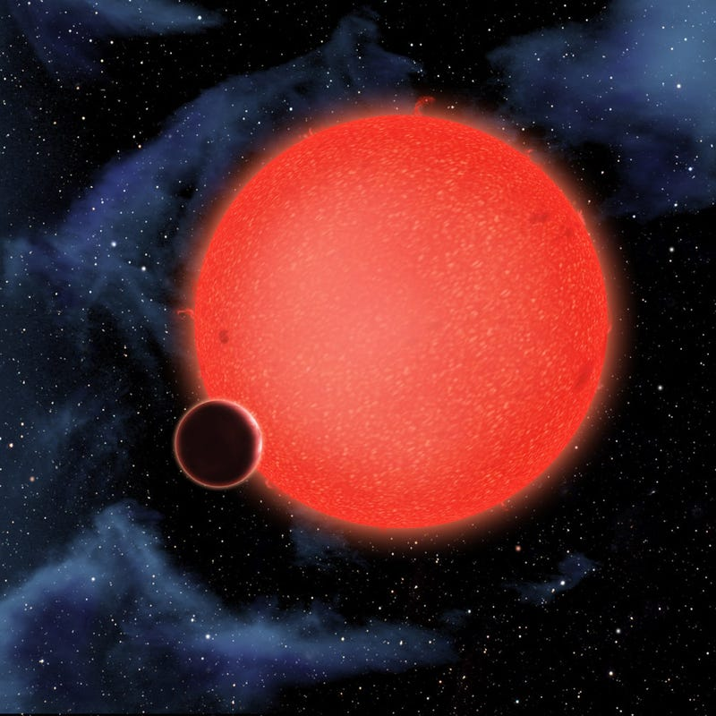 Astronomers discover a brand-new class of exoplanet — the boiling Waterworld