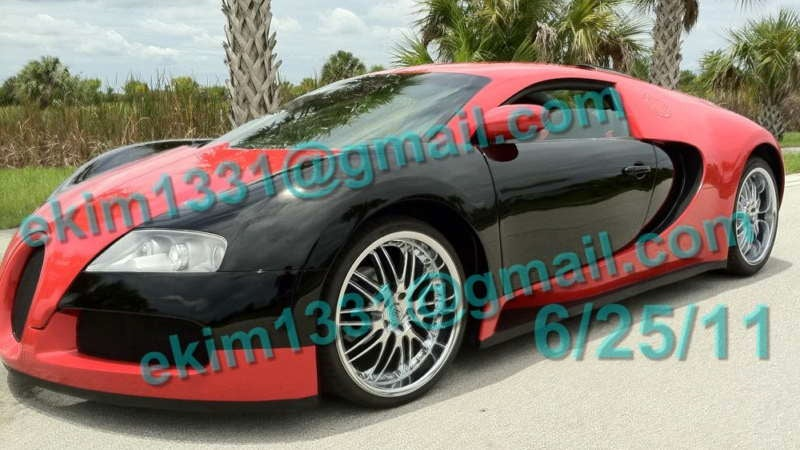 "Buy this ""Bugatti Veyron"" for $89,000"