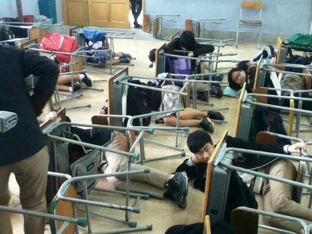 South Korean Kids Pull Hardcore April Fools' Pranks