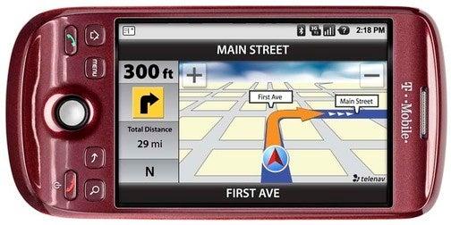 TeleNav Turn-By-Turn Navigation Lands on the MyTouch 3G