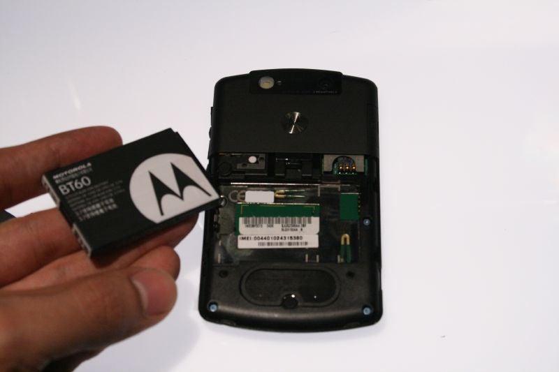 Battery Test: Motorola's Qs Go Head to Head